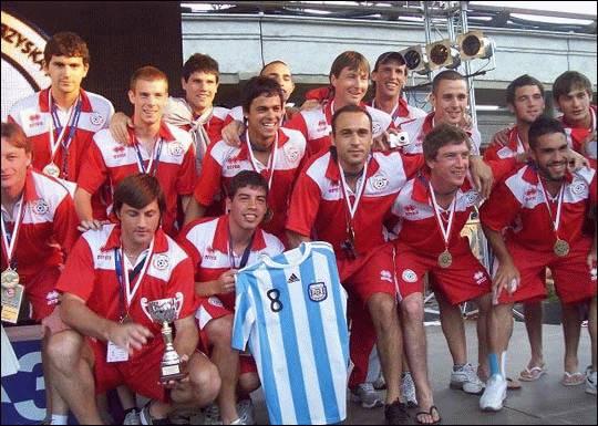 Polonia Futbol Club Argentina