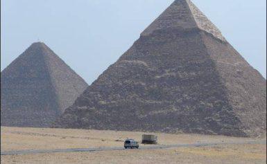 Piramidy egipskie, Giza