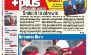Plus – polska gazeta w Belgii