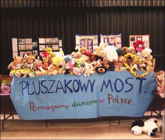 Pluszaki do polskich domów dziecka