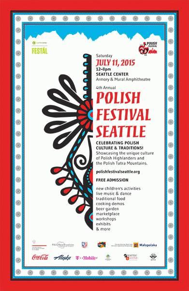 Polish Festival Seattle 2015
