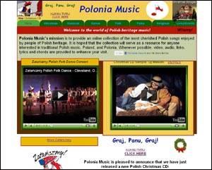 Polonia Music – czyli muzyka polska