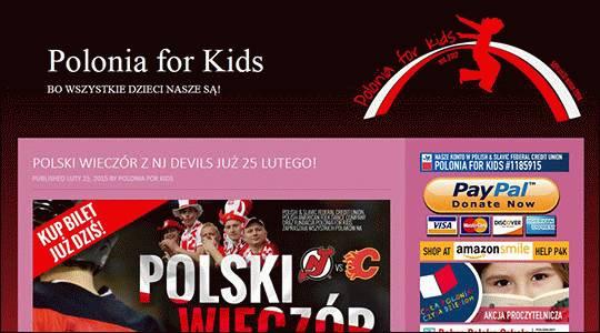 Polonia for Kids, USA