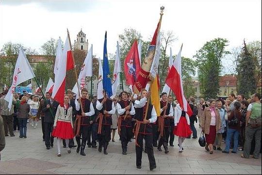 Polonia na Litwie