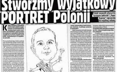 Polonia nowojorska w karykaturze