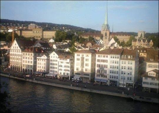 Polonia w Szwajcarii