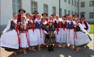 Polonijny Zespół Tańca Lasowiacy – Zurych, Szwajcaria