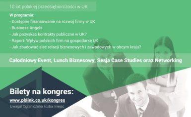 Polscy przedsiębiorcy w Londynie