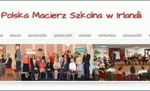 Polska Macierz Szkolna w Irlandii