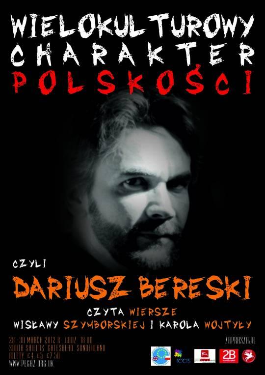 Polska poezja w północnej Anglii, 28 i 29 marzec 2012