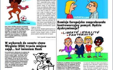 Polska satyra w Wielkiej Brytanii