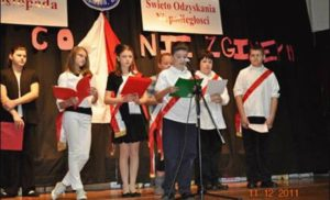 Polska szkoła w Clifton, New Jersey, USA