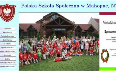 Polska szkoła w Mahopac, NY