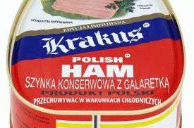 Polska szynka Krakus światowym hitem