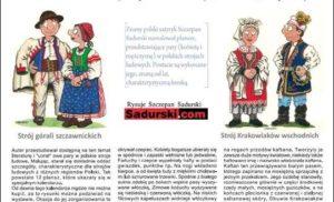 Polski folklor w magazynie Rynek