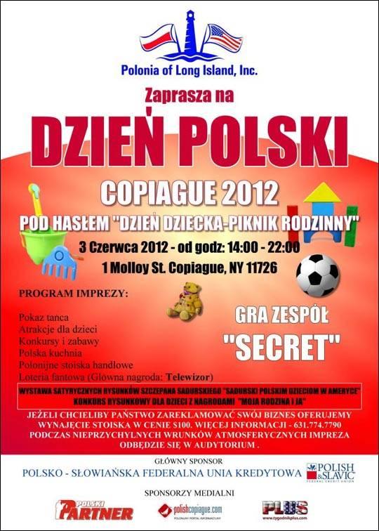 Polski humor na Long Island, USA