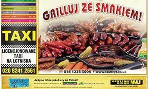 Polski humor w Londynie