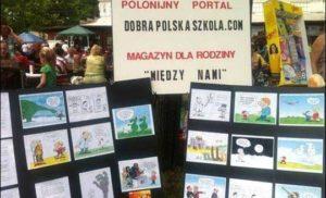 Polski humor w Tappan, NY, USA