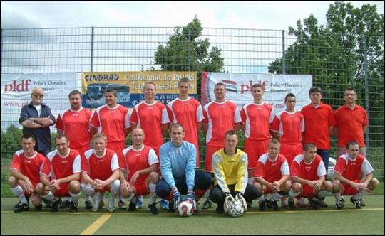 Polski klub piłkarski w Monachium, Niemcy