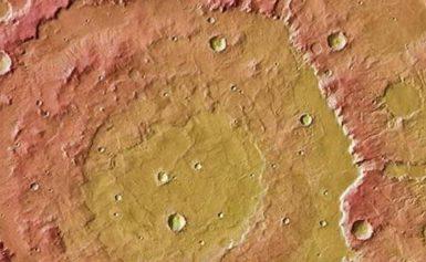 Polskie ślady na Marsie