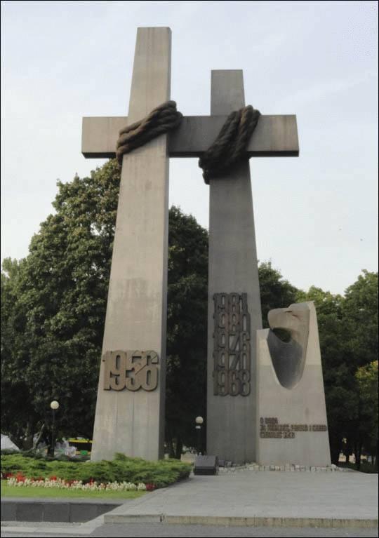 Pomnik Ofiar Czerwca 1956, Poznań