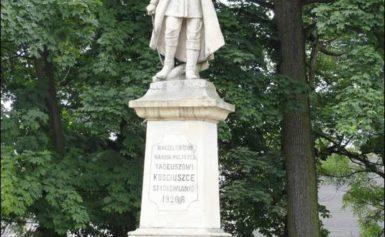 Pomnik Tadeusza Kościuszki w Szydłowcu