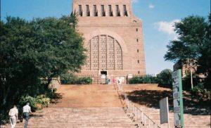 Pomnik Voortrekkera w Pretorii, RPA