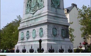 Pomnik Wilhelma II, Luksemburg