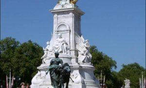 Pomnik królowej Wiktorii, Londyn