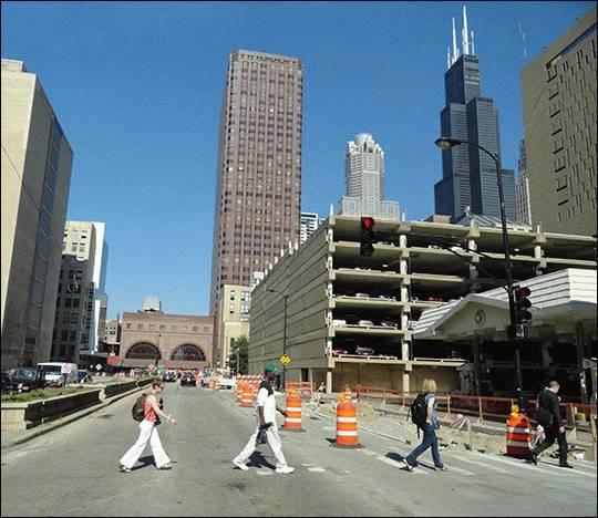 Ponure statystyki Chicago