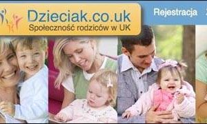 Portal dla polskich rodziców w Wielkiej Brytanii
