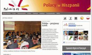 Portal polonia.es – Hiszpania