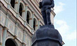 Pręgierz na Rynku w Poznaniu