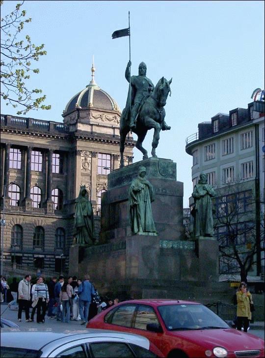 Praga – stolica Republiki Czeskiej
