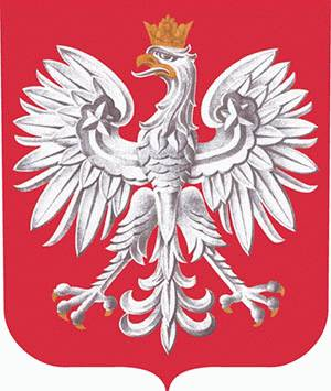 Ptak w polskim godle, to nie orzeł