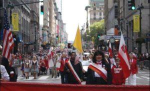 Pulaski Day Parade – Parada Pułaskiego – Nowy Jork, USA