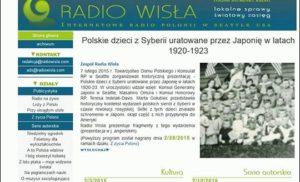 Radio Wisła nadaje z Seattle
