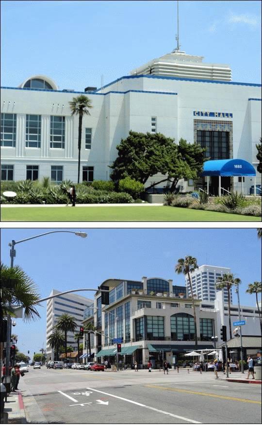 Ratusz w Santa Monica