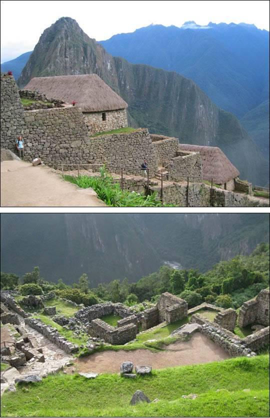 Ruiny Machu Picchu w Cuzco, Peru
