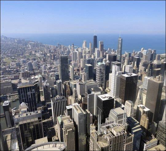 Sears Tower (Willis Tower) w Chicago