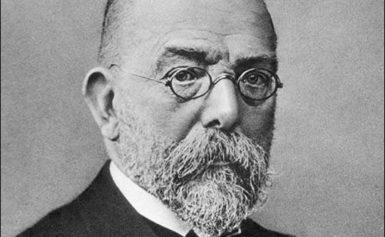 Skandalista i noblista – Robert Koch