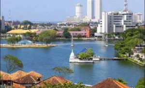 Miasta i atrakcje Sri Lanki