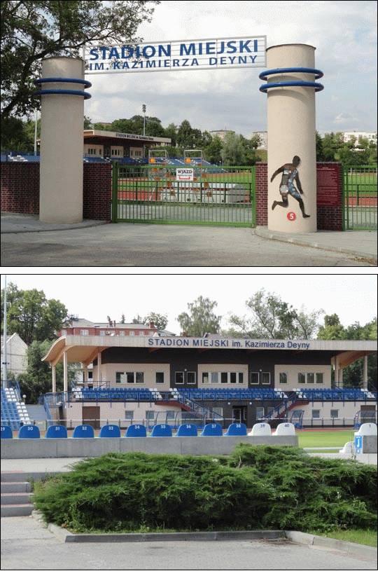 Stadion Miejski w Starogardzie Gdańskim