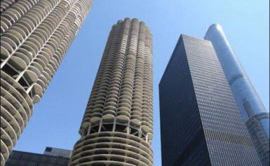 Stadiony sportowe w Chicago