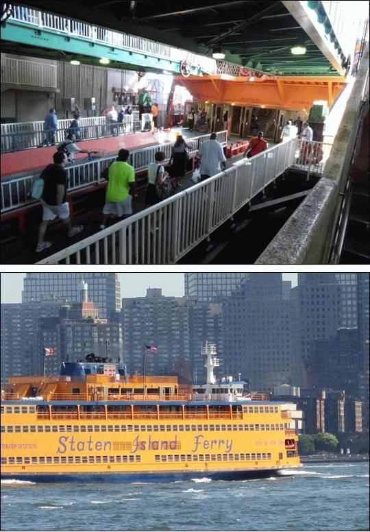 Staten Island Ferry – Nowy Jork, USA