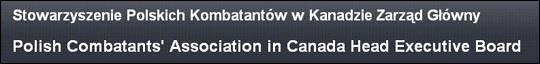 Stowarzyszenie Polskich Kombatantów w Kanadzie