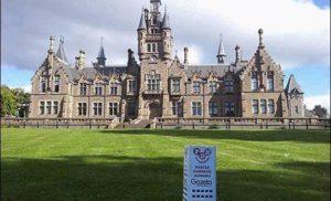 Wesoły Wieżowiec w szkockim mieście Dundee