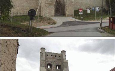 Szydłów – Brama Krakowska