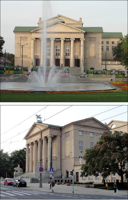Teatr Wielki (Opera) w Poznaniu