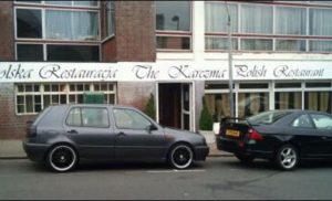 The Karczma – polski lokal w Birmingham, Anglia